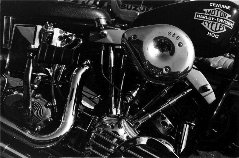 TT, 1992, Harley davidson, harley hog, engine, photo, photography, photograph,og